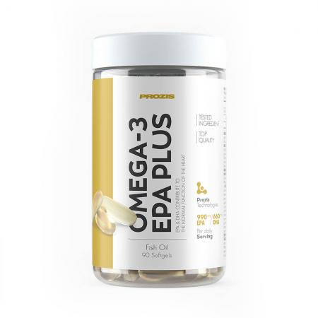 Prozis Omega 3 EPA Plus, 90 капсул