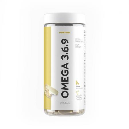 Prozis Omega 3-6-9, 120 капсул