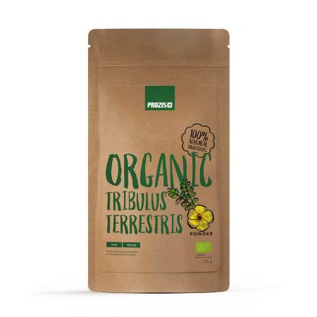 Prozis Organic Tribulus Terrestris Powder, 125 грамм