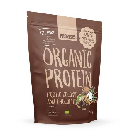 Prozis Organic Vegetable Protein, 900 грамм