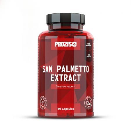 Prozis Saw Palmetto Extract 159 mg, 60 капсул
