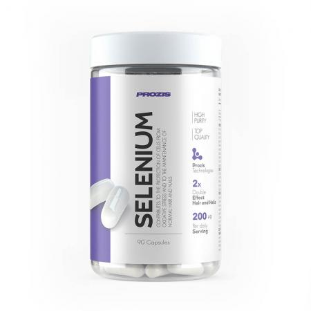 Prozis Selenium - Hair, Skin and Nails, 90 капсул