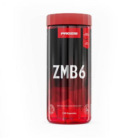 Prozis ZMB6, 120 капсул