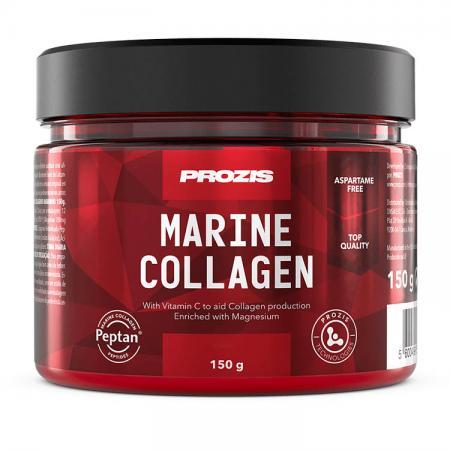 Prozis Marine Collagen + Magnesium, 150 грамм