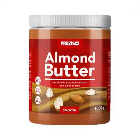 Prozis Almond Butter Smooth, 1 кг