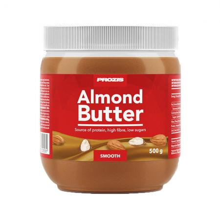 Prozis Almond Butter Smooth, 500 грамм