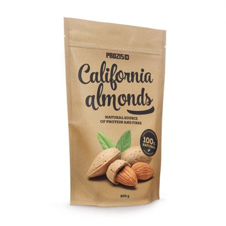 Prozis California Almonds, 200 грамм