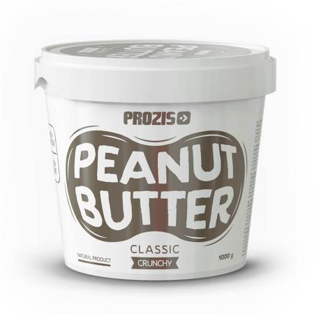 Prozis Classic Peanut Butter, 1 кг (Crunchy)