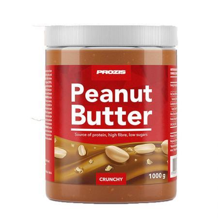 Prozis Peanut Butter, 1 кг - Crunchy
