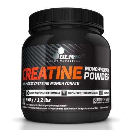 Olimp Creatine Monohydrate Powder, 550 грамм