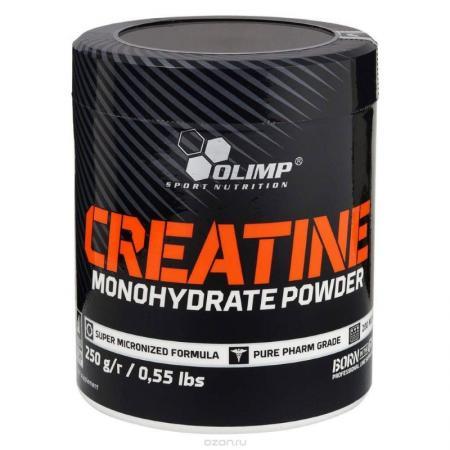 Olimp Creatine Monohydrate Powder, 250 грамм