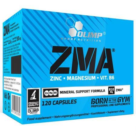 Olimp ZMA, 120 капсул-дизайн