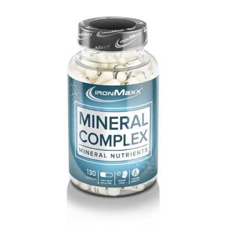 Ironmaxx Mineral Complex, 130 капсул