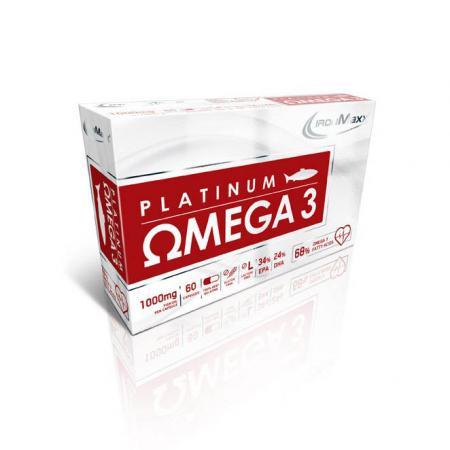 Ironmaxx Omega 3, 60 капсул