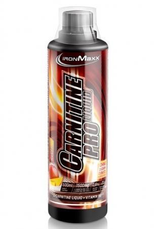 Ironmaxx L-Carnitine Pro Liquid, 500 мл