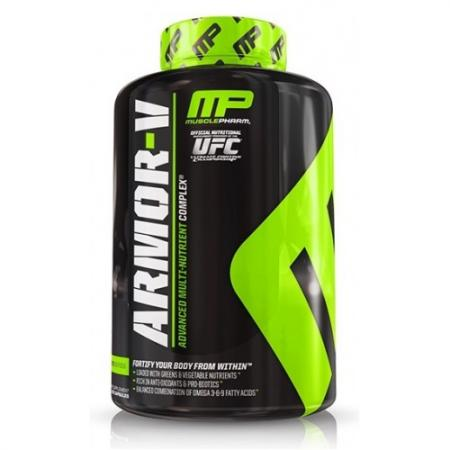 MusclePharm Armor-V, 180 капсул
