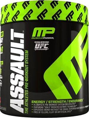 Musclepharm Assault, 290 грамм