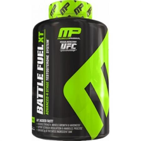 MusclePharm Battle Fuel XT, 160 капсул