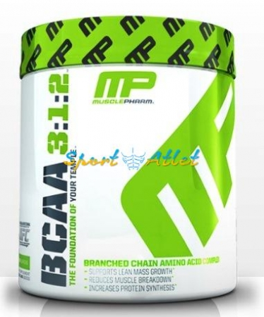 MusclePharm BCAA 3:1:2 Powder, 215 грамм