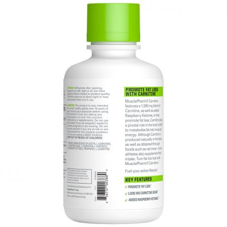 MusclePharm Carnitine Core, 459 мл