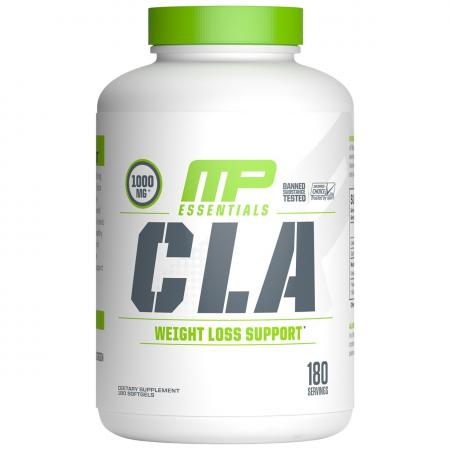 MusclePharm CLA Core, 180 капсул