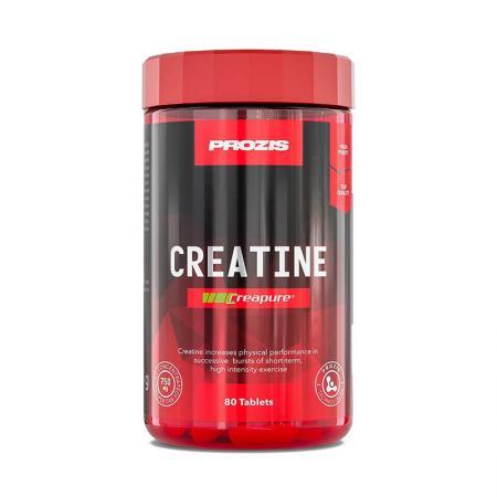 Prozis Creatine Creapure, 80 капсул