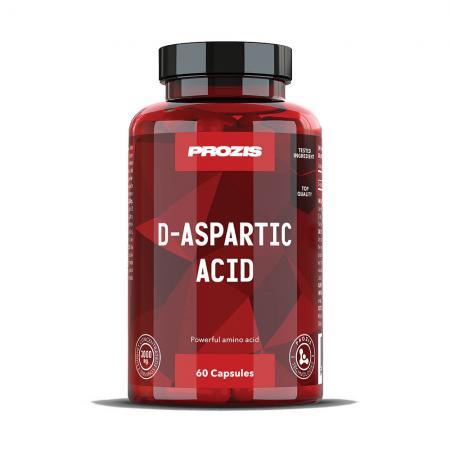 Prozis D-Aspartic Acid 1500 мг, 60 капсул