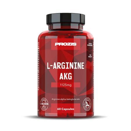Prozis L-Arginine AKG, 60 капсул