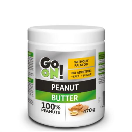GoOn Peanut butter, 470 грамм (Smooth)