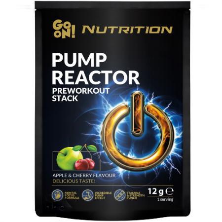 GoOn Pump Reactor, 12 грамм