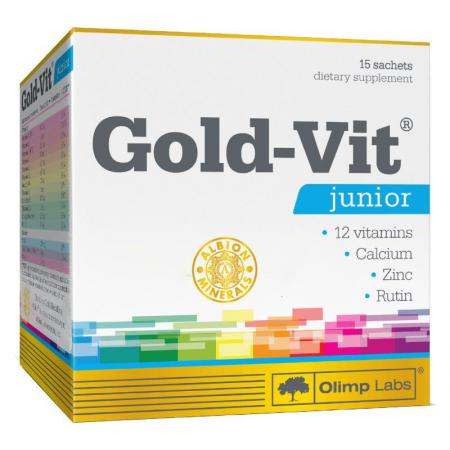 Olimp Gold Vit Junior, 15 пакетиков