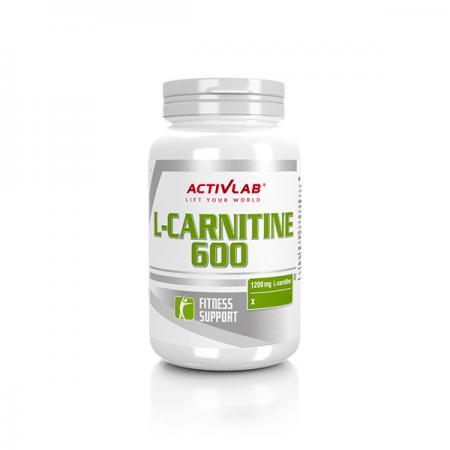 ActivLab L-Carnitine 600, 60 капсул