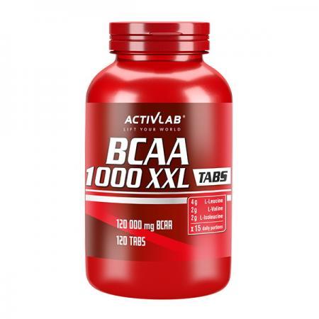 ActivLab BCAA 1000 XXL, 120 таблеток
