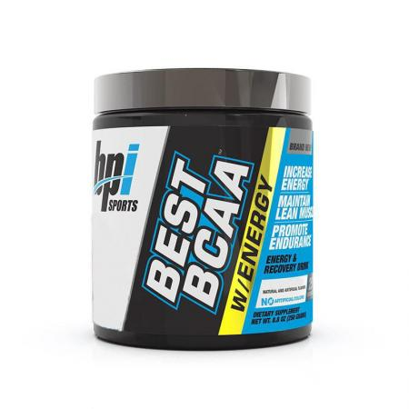 BPI Sports BEST BCAA W/ ENERGY, 250 грам