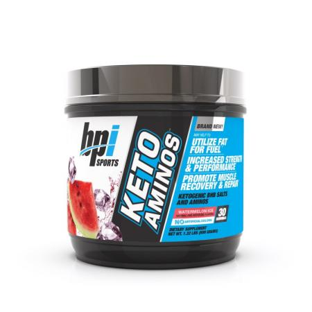 BPI Sports KETO AMINOS, 600 грамм