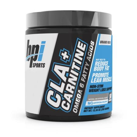 BPI Sports CLA+Carnitine, 350 грамм