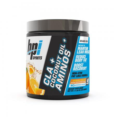 BPI Sports CLA+Coconat Oil+Aminos, 280 грамм