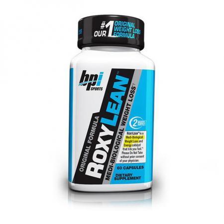 BPI Sports Roxylean, 60 капсул