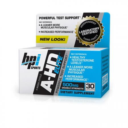BPI Sports A-HD Elite, 30 капсул