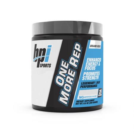 BPI Sports One more rep, 250 грамм