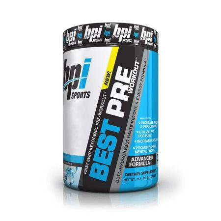 BPI Sports Best Pre Workout, 315 грамм