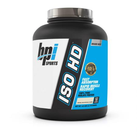 BPI Sports ISO HD, 2.2 кг