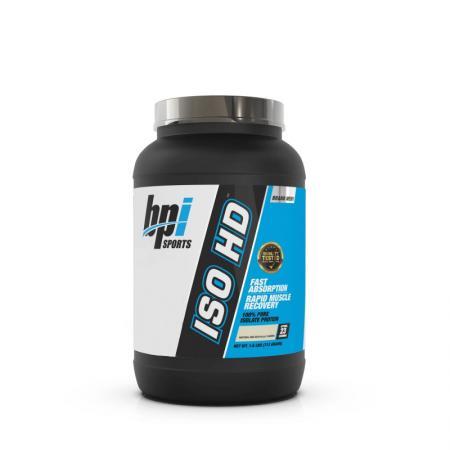 BPI Sports ISO HD, 700 грамм