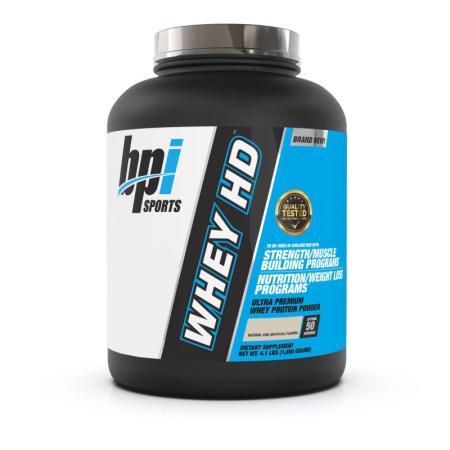 BPI Sports WHEY HD, 1.9 кг