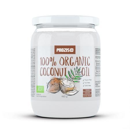 Prozis 100% Organic Coconut Oil, 460 грамм