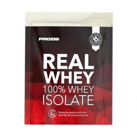 Prozis 100% Real Whey Isolate, 25 грамм