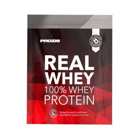 Prozis 100% Real Whey Protein, 25 грамм