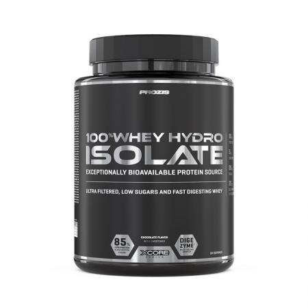 Prozis 100% Whey Hydro Isolate SS,  2 кг - X-Core