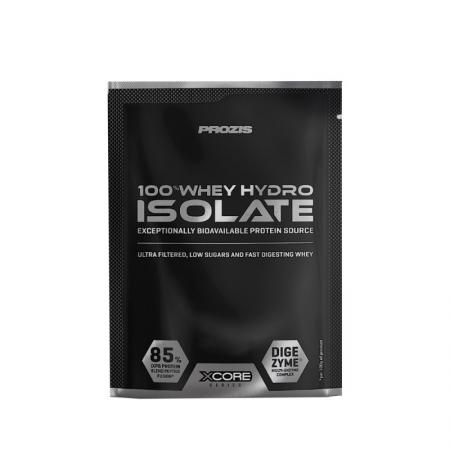 Prozis 100% Whey Hydro Isolate SS,  31 грамм - X-Core