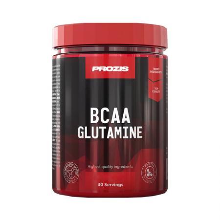 Prozis BCAA + Glutamine, 330 грамм